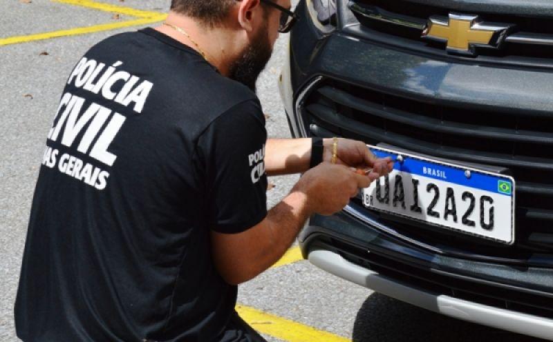 Minas Gerais terá nova placa de identificação veicular a partir da próxima segunda-feira
