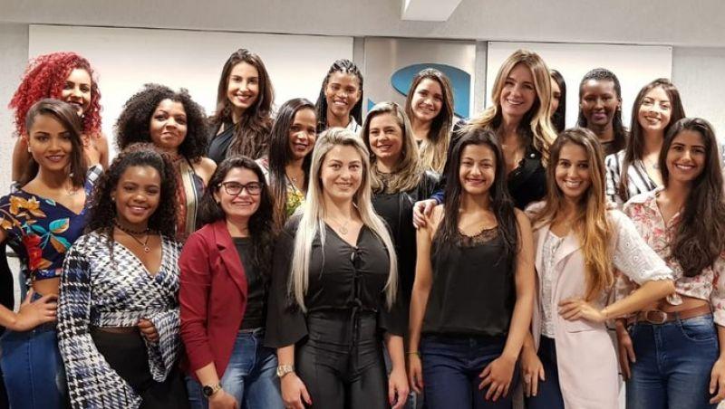 Concurso 'Miss Comércio' abre votação online em Juiz de Fora