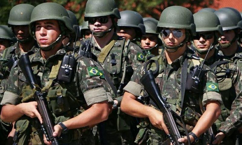 Rio Grande do Norte transfere controle da Segurança Pública para o Exército
