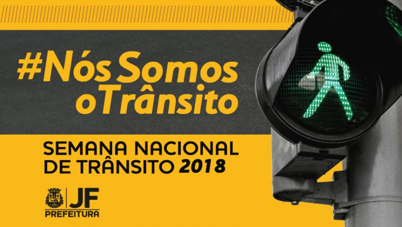 Semana Nacional do Trânsito começa na terça-feira