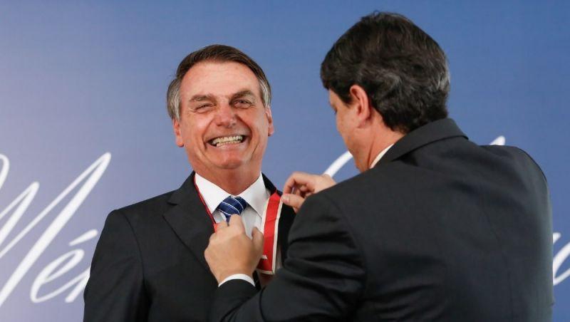 Bolsonaro sugere à Noruega usar verba do Fundo Amazônia para reflorestar Alemanha