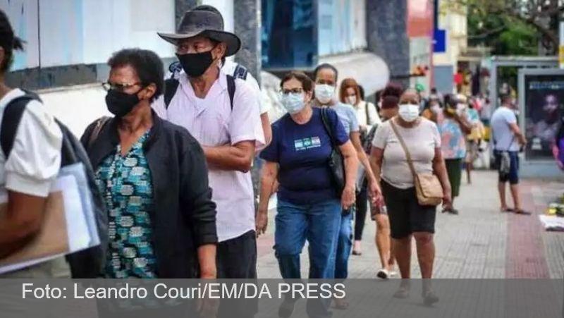 COVID-19: Minas registra 150 mortes e 6.762 novos casos em 24h