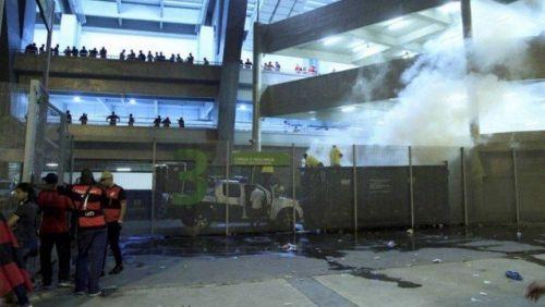 Flamengo arcará com prejuízos por vandalismo em final no Maracanã