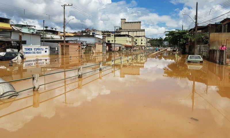 PJF elabora plano de ações para atender ocorrências causadas pela chuva