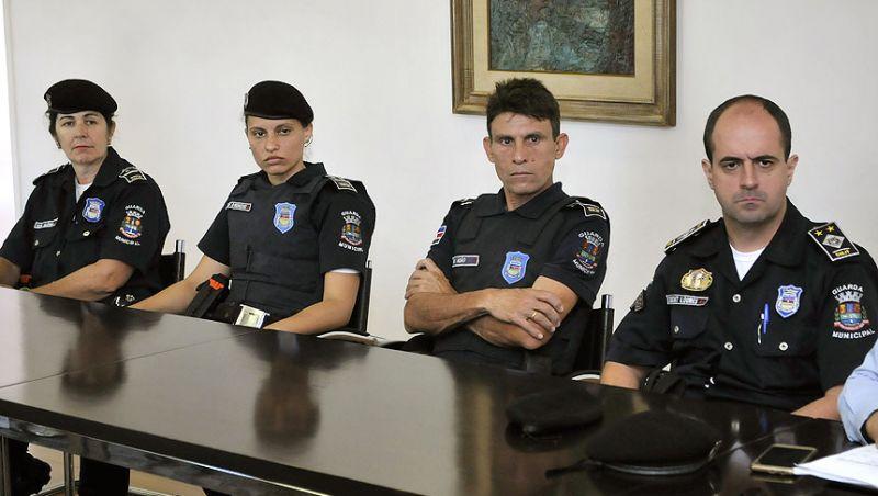 Guarda Municipal de Juiz de Fora recebe emenda parlamentar para compra de equipamentos