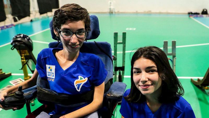 Família Bargas e a bocha paralímpica; o esporte mudando vidas