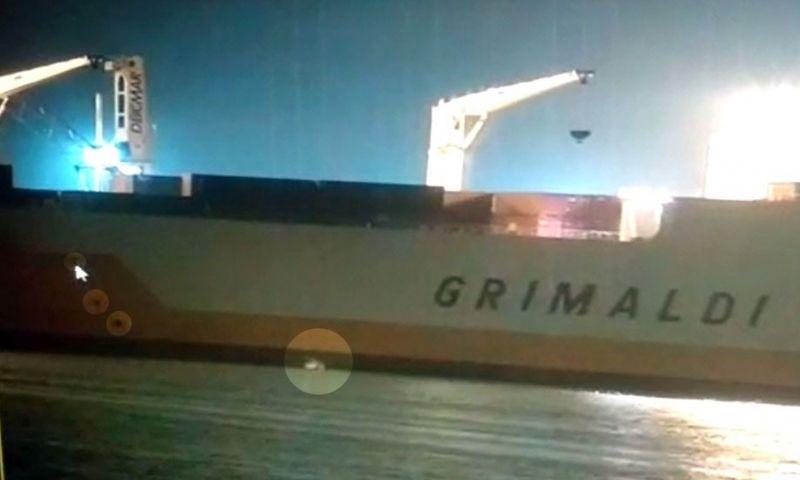 PF apreende 1.200 kg de cocaína em navio no Porto de Santos