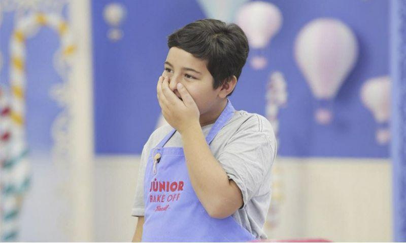 Pequeno confeiteiro Juiz-forano ganha 'Júnior Bake Off Brasil'