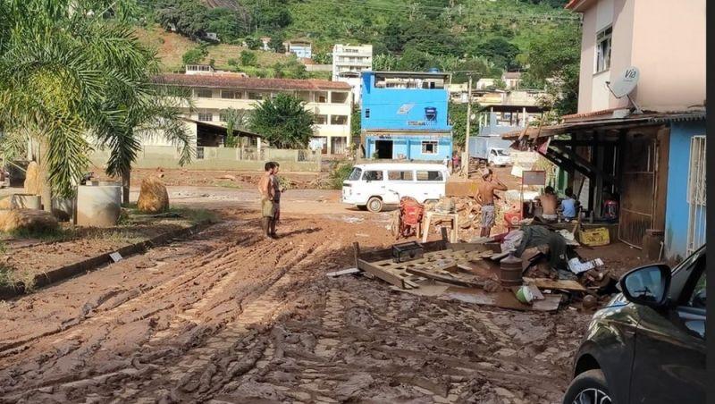 Espera Feliz tem mais de 1.500 desabrigados após temporal e prefeito diz: 'Nossa cidade acabou'