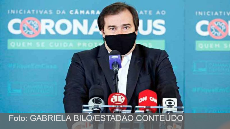 Maia prevê abertura de CPI para investigar omissão do governo Bolsonaro