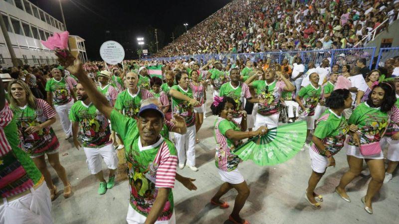 Ensaios técnicos de escolas de samba começam neste domingo
