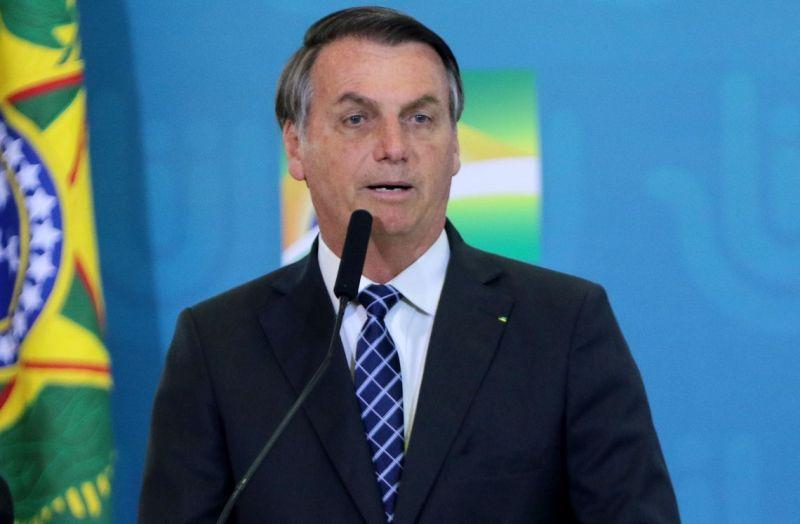 Apenas ministros titulares podem utilizar avião da FAB, diz Bolsonaro