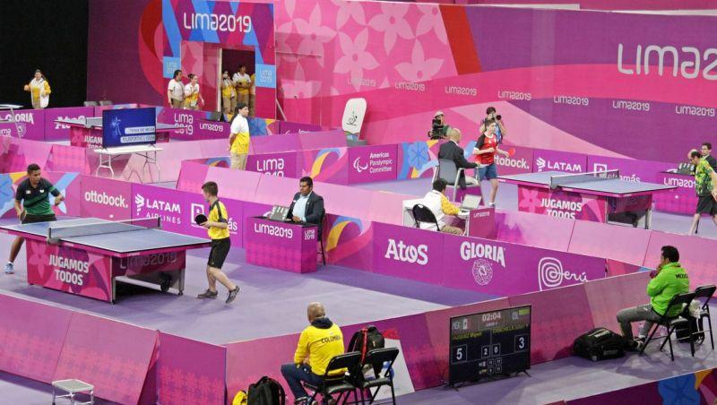 Brasil fecha individual do tênis de mesa com 19 medalhas; 5 ouros