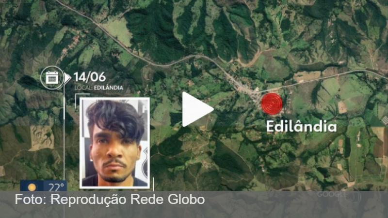 Polícia faz cerco em mata de Goiás após avistar Lázaro em chiqueiro