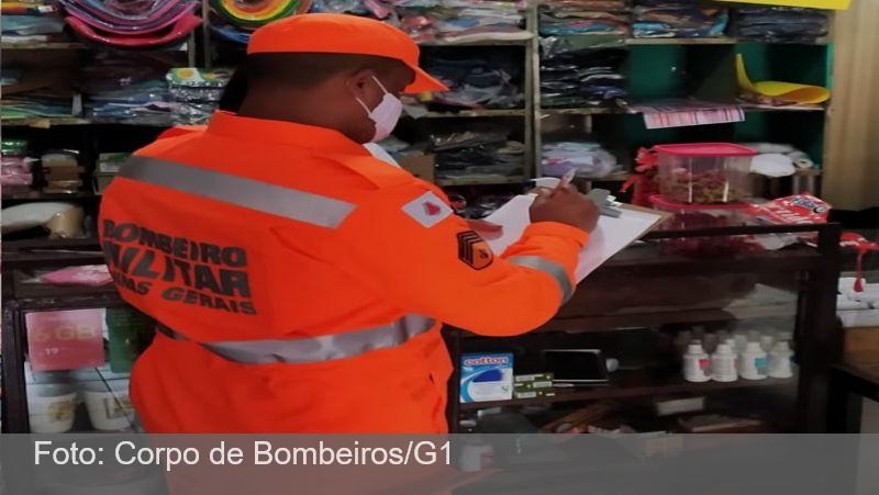 Bombeiros encontram irregularidades em quase 40 edificações na Zona da Mata