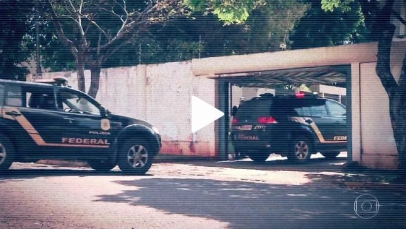 Funcionário público se disfarça de PF e aplica golpe milionário em contrabandistas