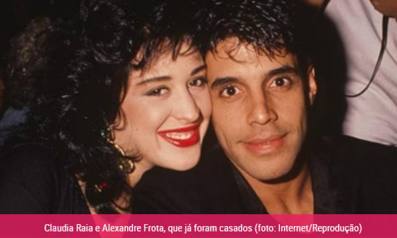 Claudia Raia relembra casamento 'caótico' com Alexandre Frota