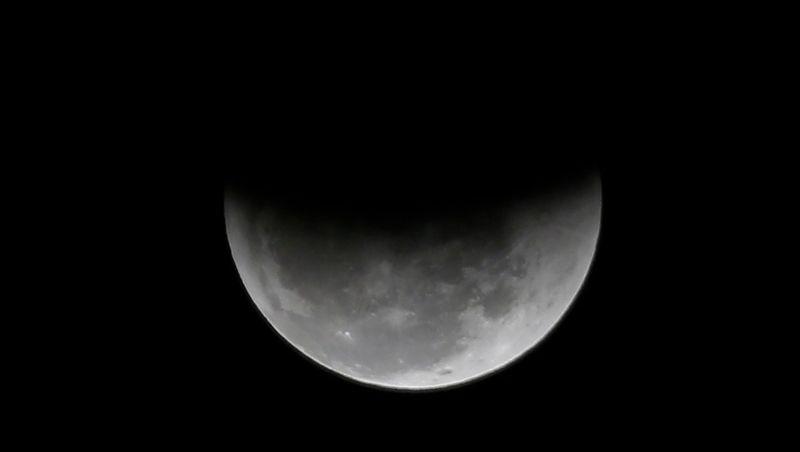 Eclipse parcial da Lua poderá ser visto em todo o Brasil; veja os horários