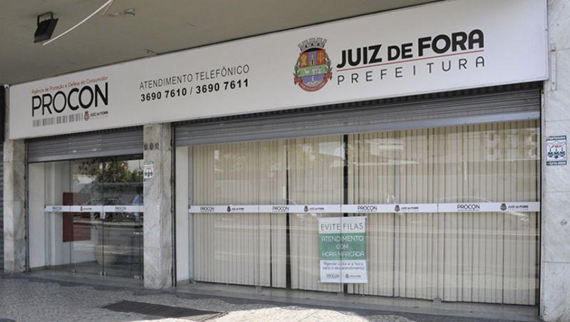 Procon/JF divulga lista das empresas mais reclamadas no último ano
