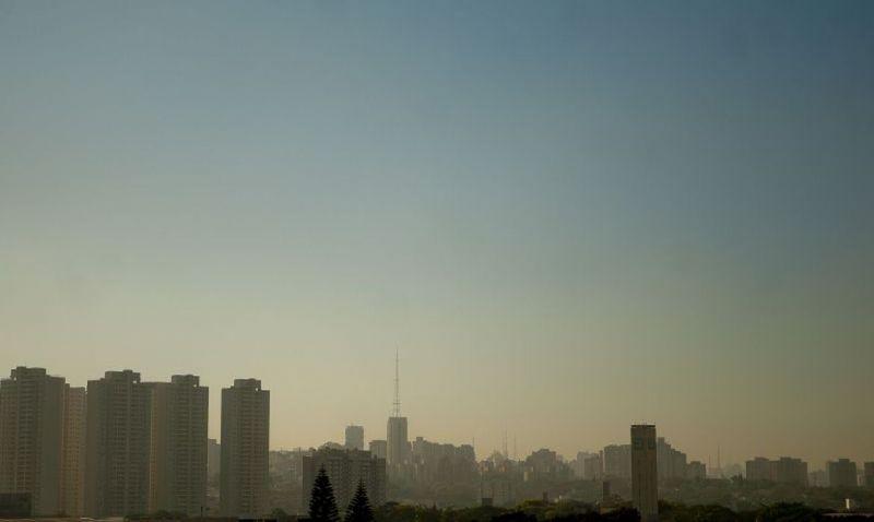 Capital paulista registra o dia mais quente do ano