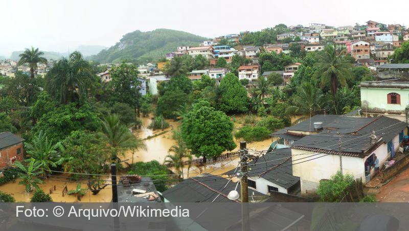 Projeto de Lei (PL) propõe isenção de IPTU a imóveis danificados pelas chuvas em Juiz de Fora