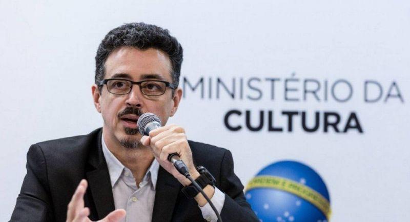 Ministro da Cultura deverá pedir demissão