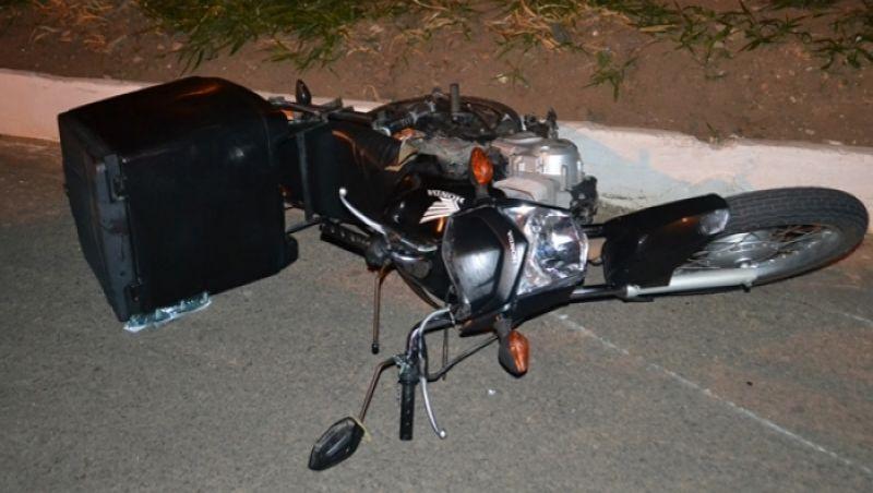 Dois motociclistas ficam feridos após colisão na BR-356 em Muriaé