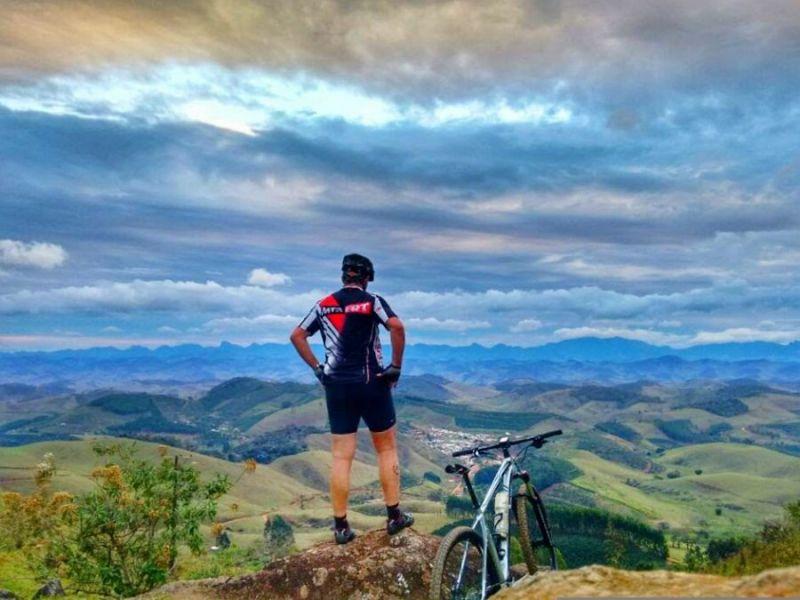 Ciclismo é atração garantida para visitantes em parques de Minas