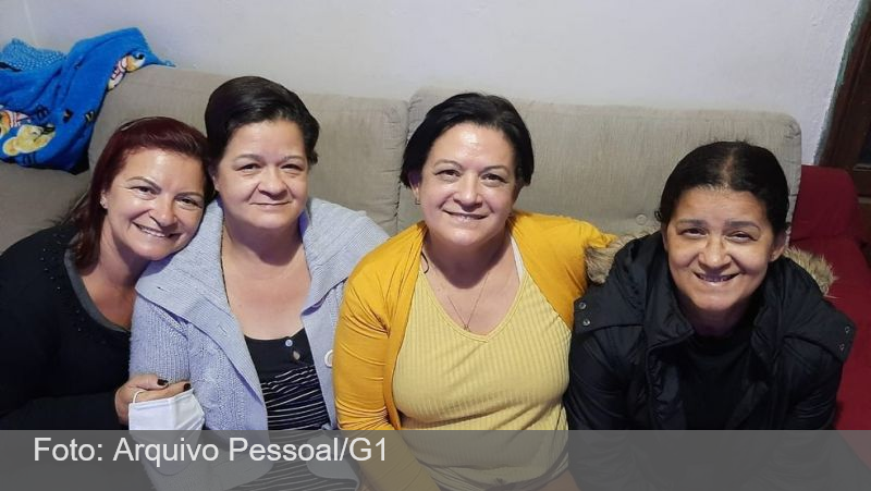Mulher vai trocar de carro e reencontra família 'sem querer' após 50 anos no litoral de SP