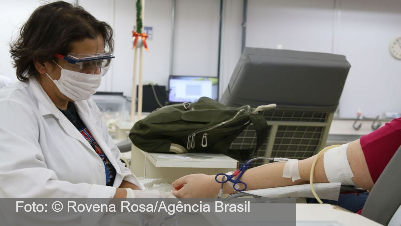 Publicado guia com novos critérios para triagem de doadores de sangue