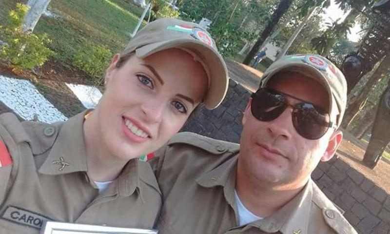 Marido de PM de Santa Catarina morta durante assalto no RN desabafa: 'em Natal, policial é caçado'