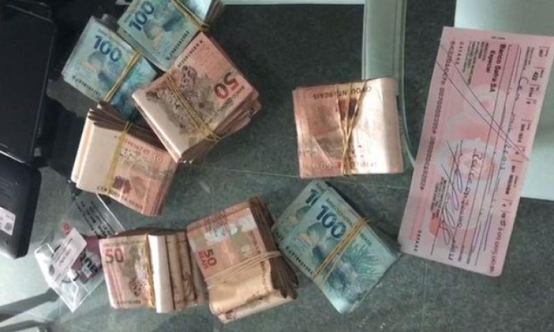 Delator da Lava Jato é preso em operação contra lavagem de dinheiro e tráfico