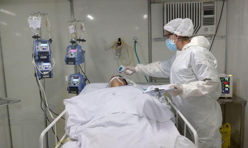 EUA doam US$ 3 milhões para ajudar Brasil no combate à pandemia