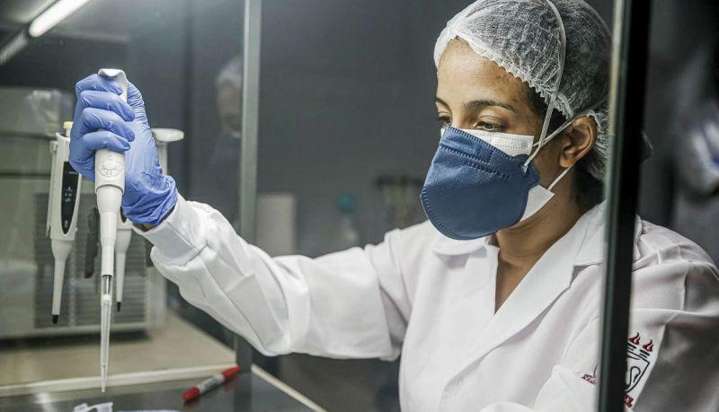 SP testa alunos e professores para identificar incidência de covid-19