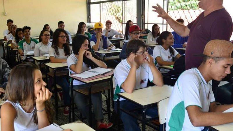 Período de renovação de matrícula nas escolas estaduais de MG é prorrogado até 11 de dezembro