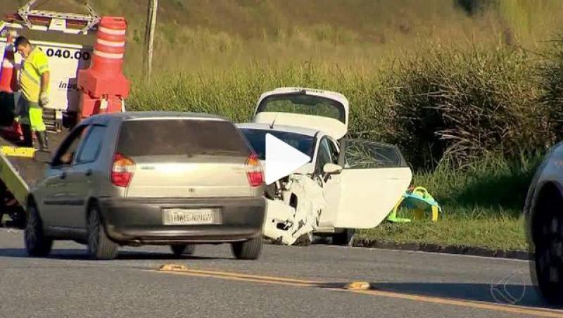 Acidentes são registrados nas estradas da Zona da Mata na volta pra casa do feriado