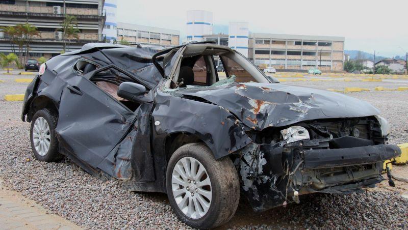 Detran-MG anuncia novas regras para veículos acidentados