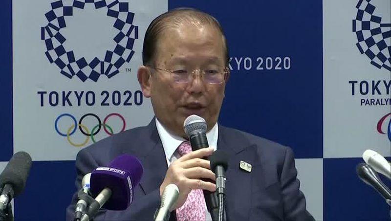 Jogos de Tóquio em 2021 não serão 'convencionais', diz Hoshiro Muto