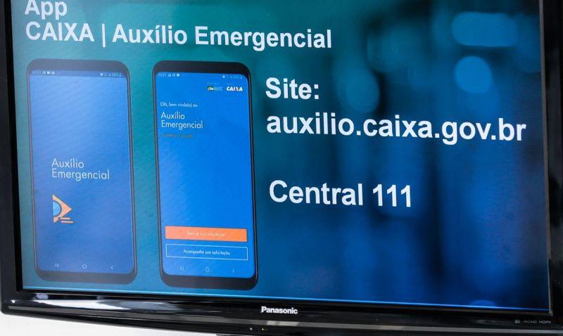 Caixa cadastrou 10 milhões de benefícios emergenciais em seis horas