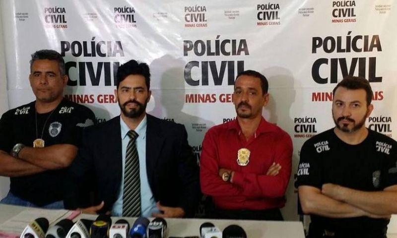 Polícia apresenta provas de tráfico internacional de crianças em Hospital de Contagem, MG