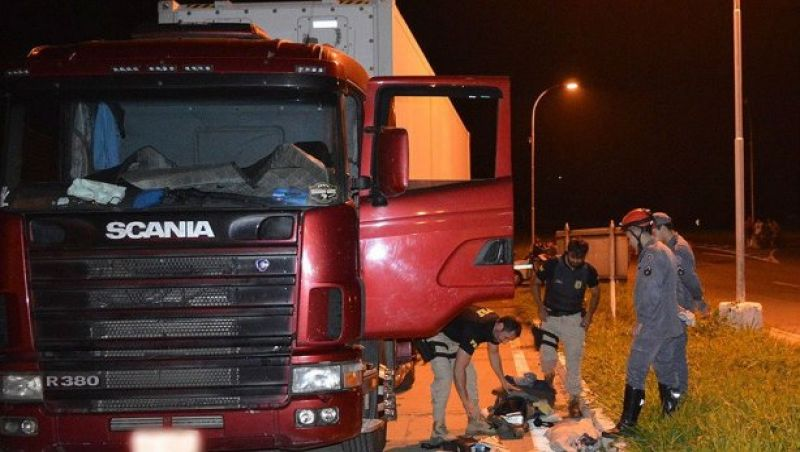 PRF-Leopoldina recupera carga roubada avaliada em R$ 400 mil