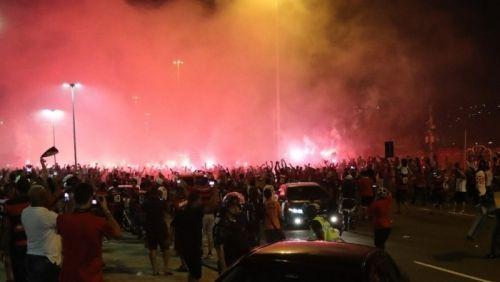 Conmebol pode excluir Flamengo da Libertadores por causa da confusão no Maracanã