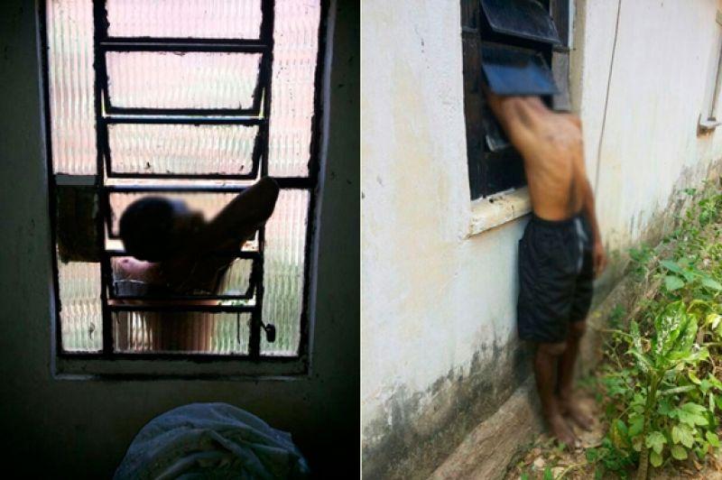 Homem morre ao tentar entrar em casa pelo basculante em Cataguases
