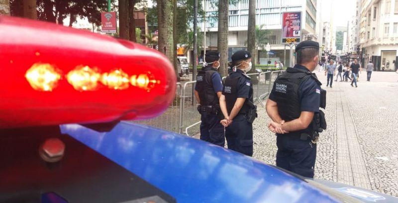 Guarda Municipal detém autor de furto a passageira de ônibus em JF