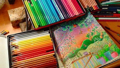 Cadê meu lápis de cor?