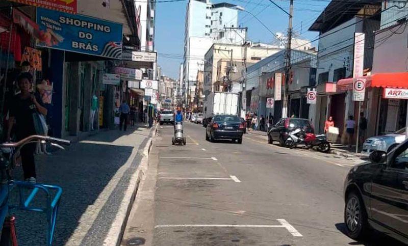 Settra realiza operação na Batista de Oliveira em JF