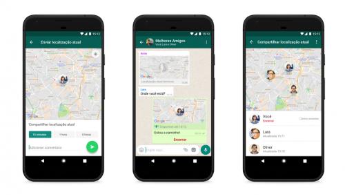 WhatsApp muda e agora diz onde seus amigos estão; veja como será