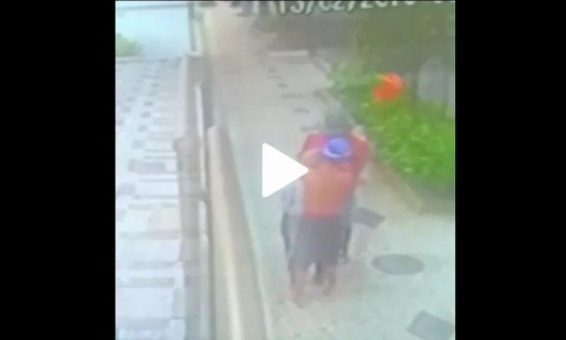Idosa de 80 anos é assaltada em Ipanema; vídeo