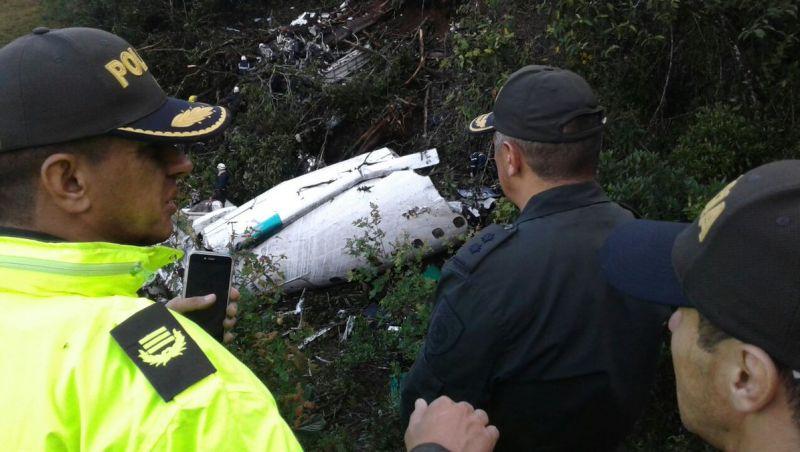 Tripulação sabia de irregularidades no voo da Chape, diz relatório
