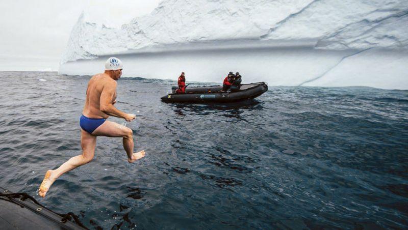 O derretimento da Antártida